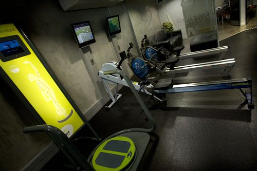 Pin On Fitness Centre Fitouts