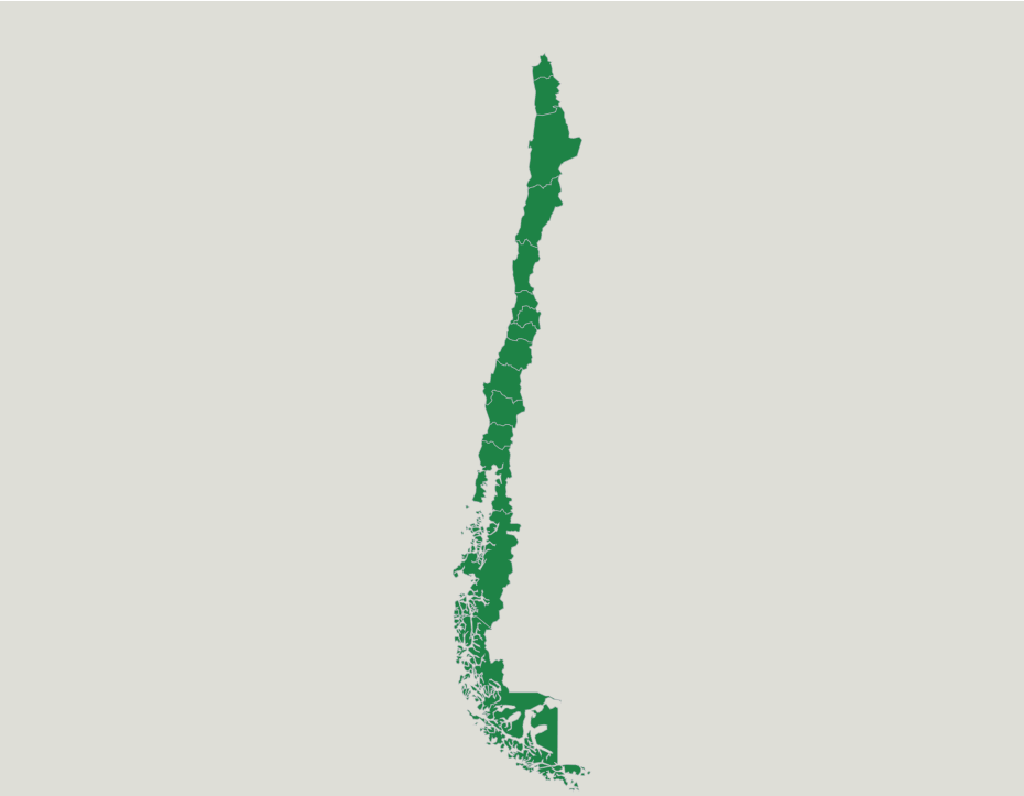 Chile regions map quiz game seterra map quizzes pinterest chile regions map quiz game chile is over 2500 miles long and has 15 regions that differ greatly in their climate and geography gumiabroncs Choice Image
