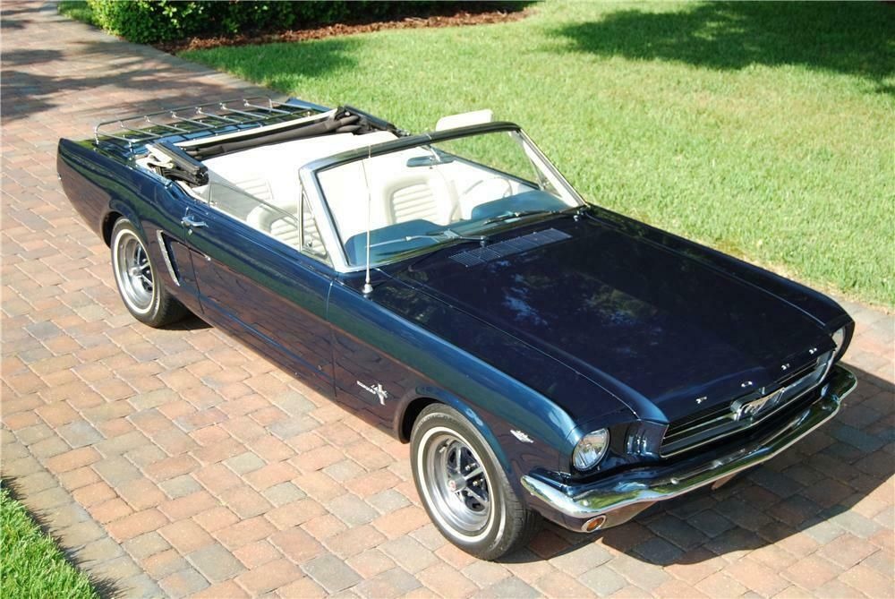 1965 Ford Mustang Convertible In 2020 Mustang Convertible Ford Mustang Convertible Ford Mustang