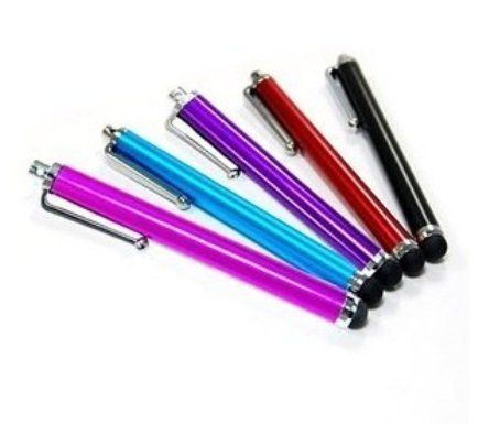 10 Pcs Stylus Set Aqua Blue/Black/Red/Pink/Purple Stylus/styli Touch Screen Cellphone Tablet Pen for iPhone 4G 3G 3GS iPod Touch iPad 2 3 SONY PLAYSTATION PSP PS VITA Motorola Xoom, Samsung Galaxy, BlackBerry Playbook AMM0101US, Barnes and Noble Nook Color, Droid Bionic by SANOXY, http://www.amazon.com/dp/B005AOKW8Q/ref=cm_sw_r_pi_dp_vEp5qb0X1Z6DC