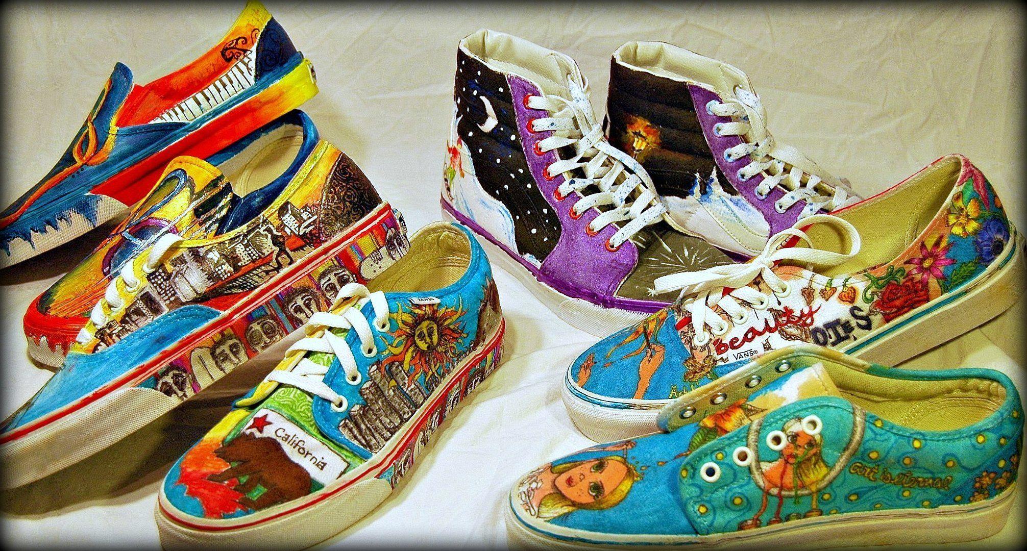 Vans Custom Culture Shoes design