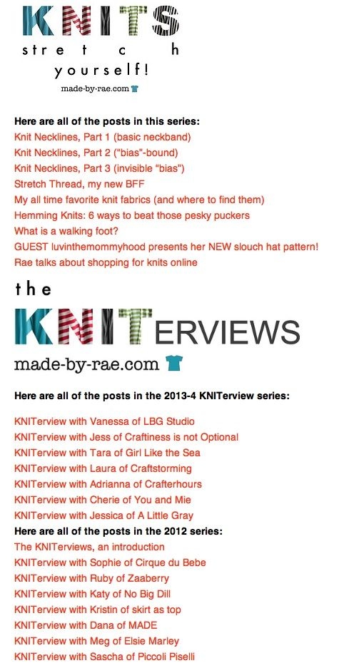 Good links and info on knits: http://www.made-by-rae.com/knits/