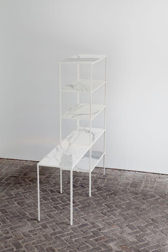 Rack Table Marble Muller Van Severen Furniture