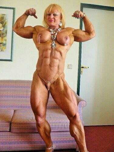 Pin By Kaos The Destroyer On Female Muscle Worship -3722