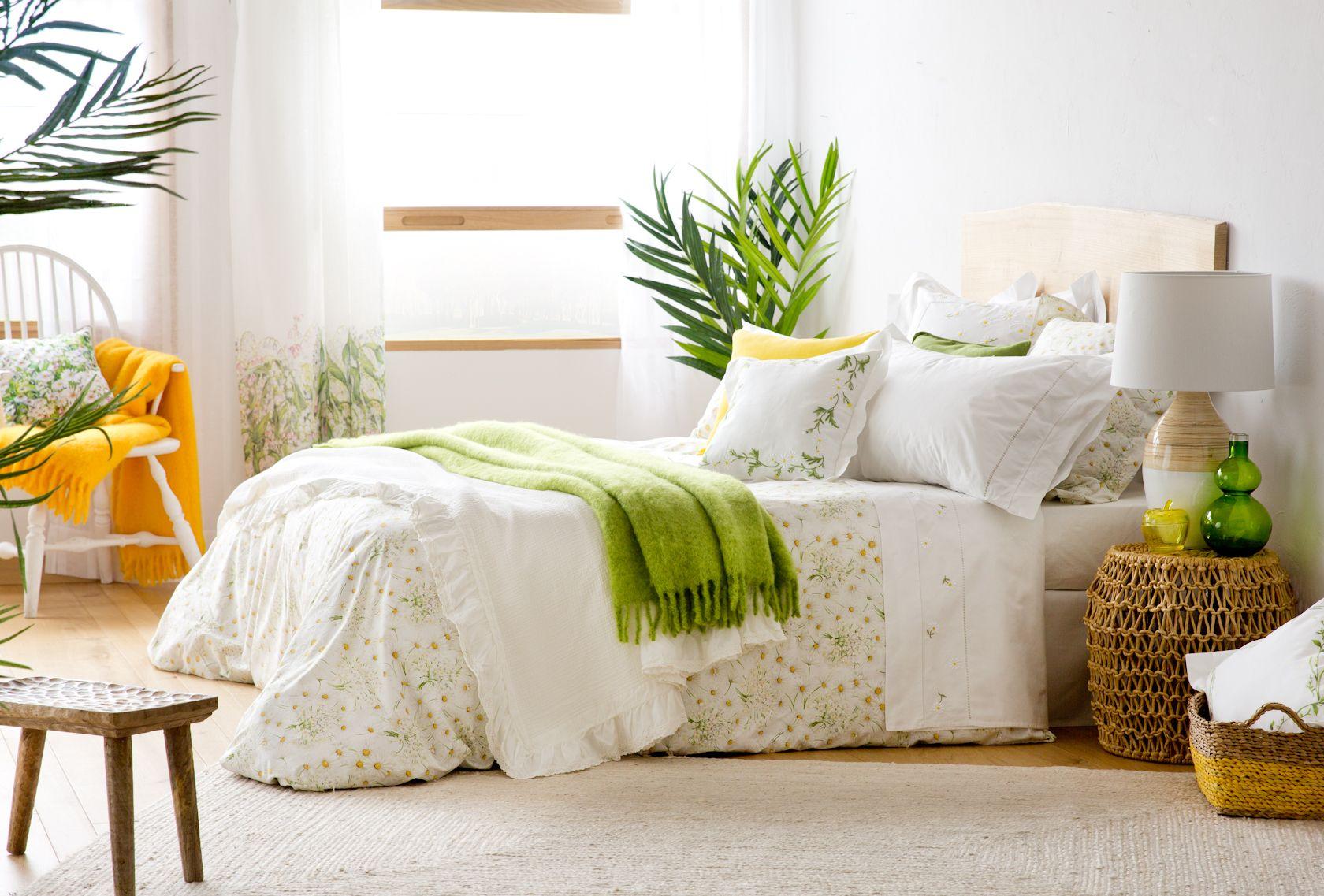 zarahome decoracion pinterest camas ropa de cama y zara. Black Bedroom Furniture Sets. Home Design Ideas