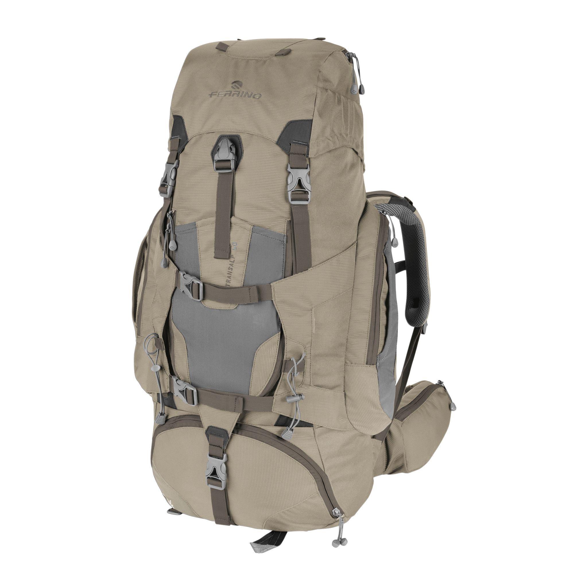 85079e2e34 Transalp 100L Ferrino - Sac à dos Trekking, randonnée | Backpacks ...