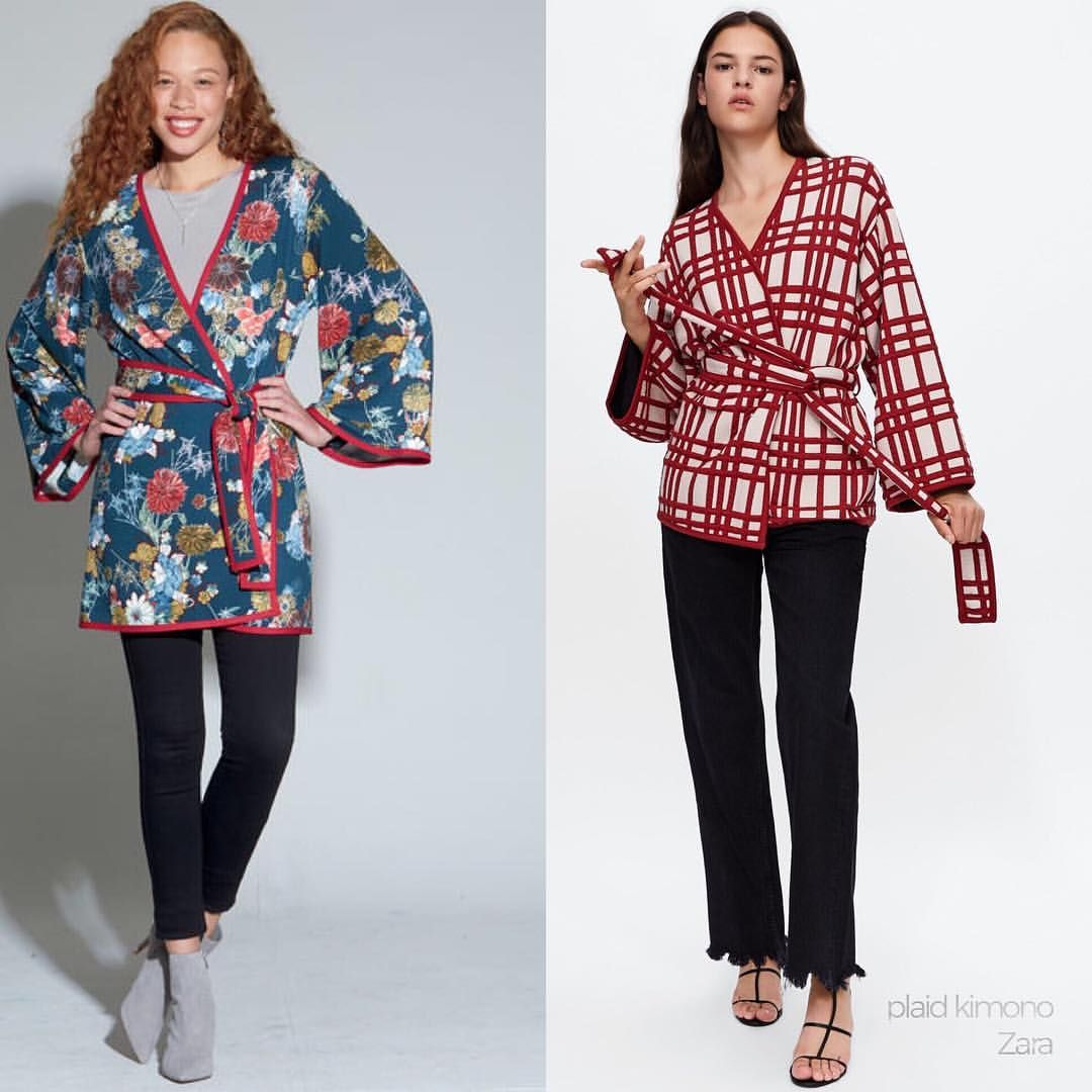 Sew the Look(tm): m7817 kimono jacket by Khaliah Ali for McCall\'s ...