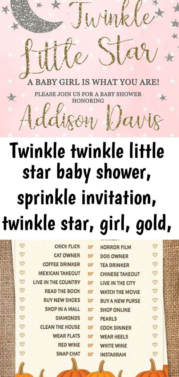 Twinkle twinkle little star baby shower sprinkle invitation twinkle star girl gold silver st 1 Twinkle Twinkle Little Star Baby Shower Sprinkle Invitation Twinkle Star Gi...