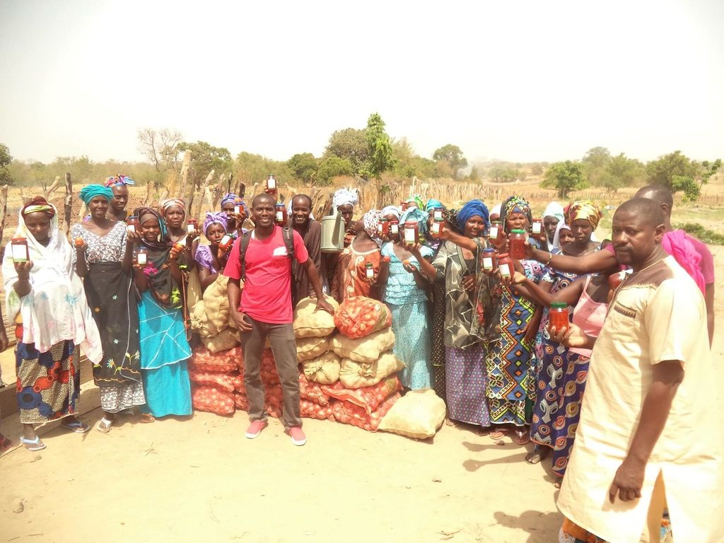 Gambia, West Africa-based The Wife Project has launched a new Kickstarter campaign today to create a mobile application and website which is going to help connect female farmers in Gambia connect a...