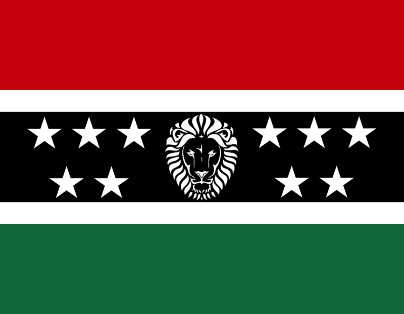Federation of African Nations Flag (New) by NRE86 on deviantART   Flag art,  African flag, Historical flags