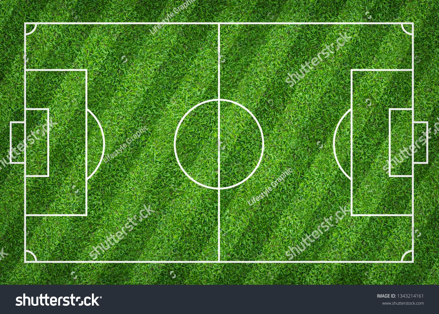 Football Field Or Soccer Field For Background Green Lawn Court For Create Sport Game Ad Sponsored Background Gre Soccer Field Football Field Green Lawn