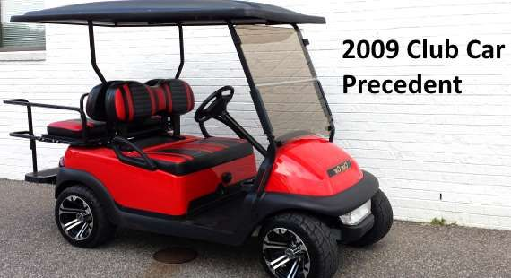 Which Best Club Car Precedent To Buy For Upgrading To Make