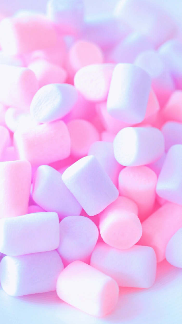 ▷ 1001 + amazingly cute backgrounds to grace your screen #marshmallows