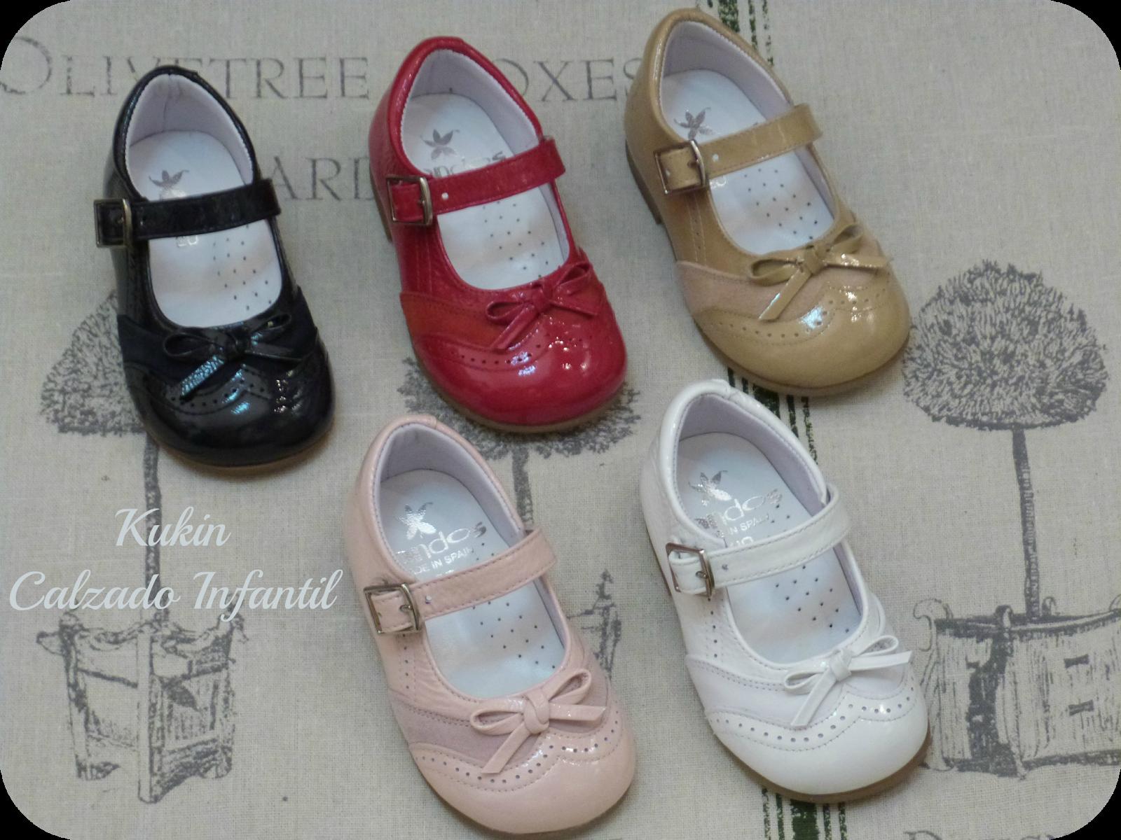 0c795026a Zapatos niña Kukin Calzado Infantil  Merceditas y pepitos para niñas ...