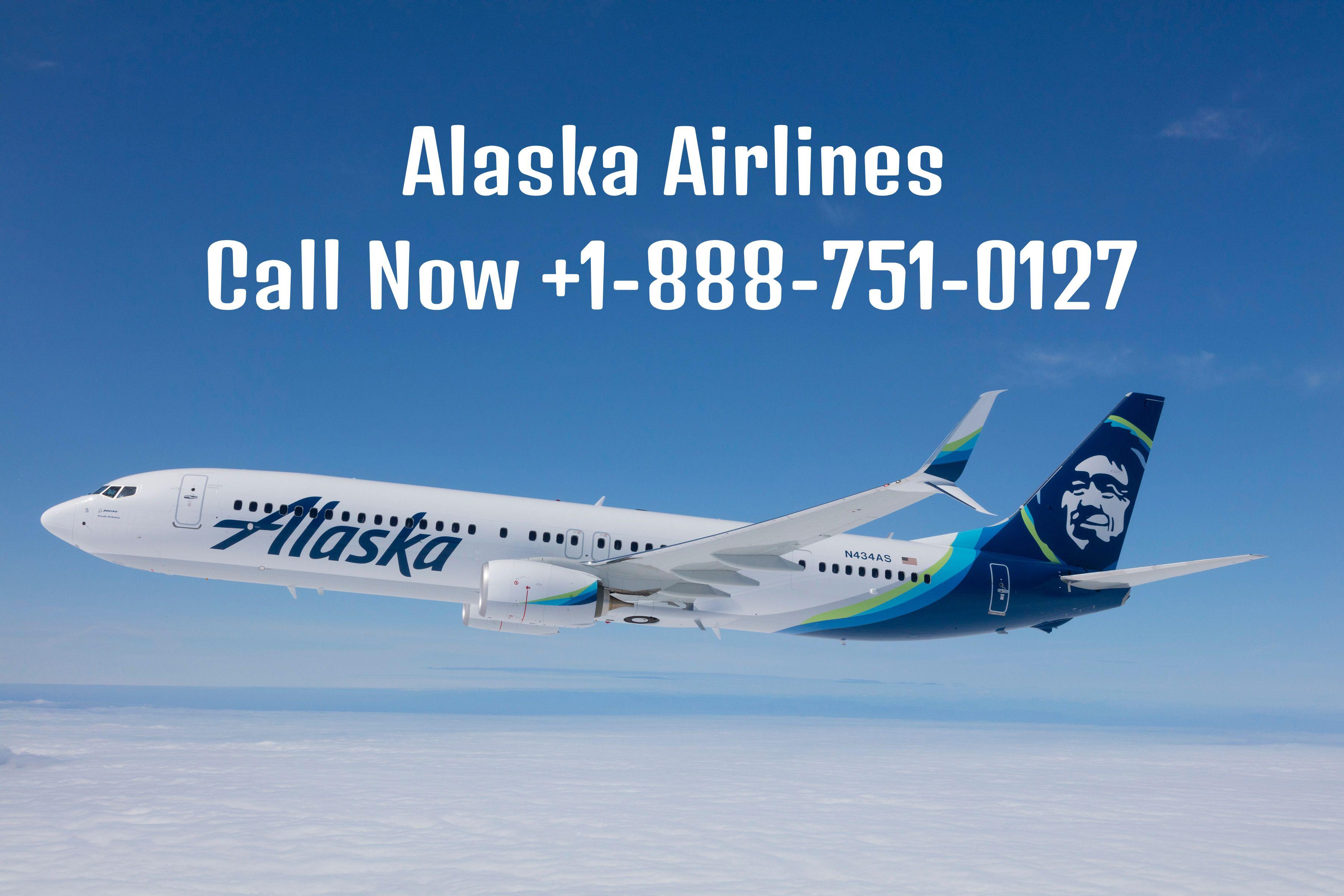 Alaska Airlines Contact +18884346454 International