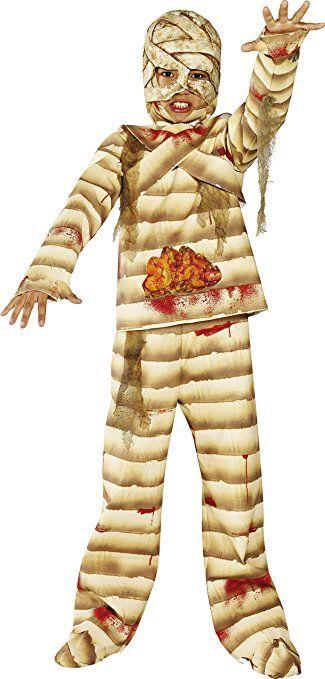 smiffys kinder jungen zombie kostm oberteil hose handschuhe kopfteil und berschuhe - Diy Knigin Kopfteilplne