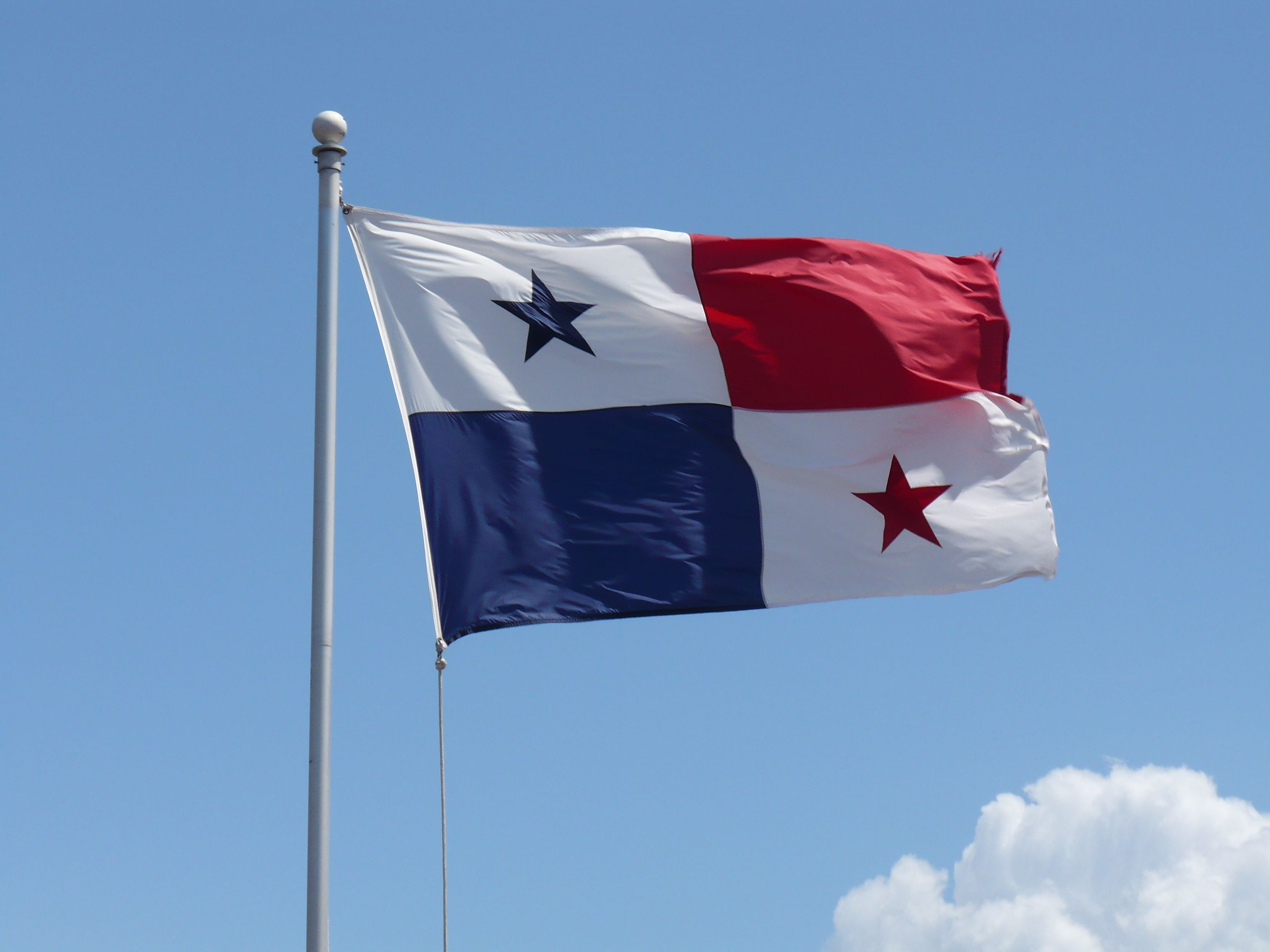 Comunicado De La Cancilleria De Panama Panama Flag Panama Flags Of The World