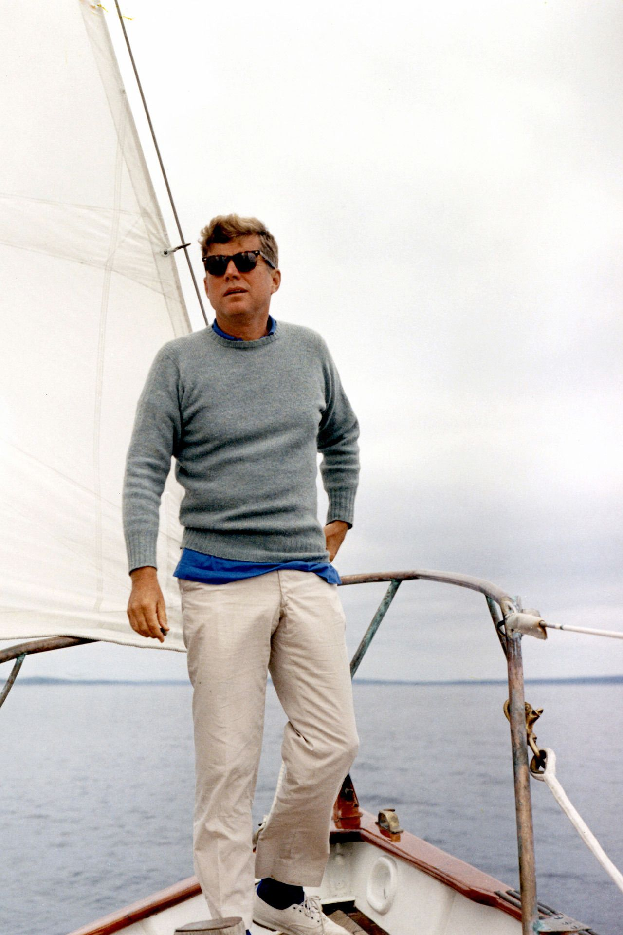 Knits For The Chill 240  John F  Kennedy  | 60s in 2019 | Jfk, Mens