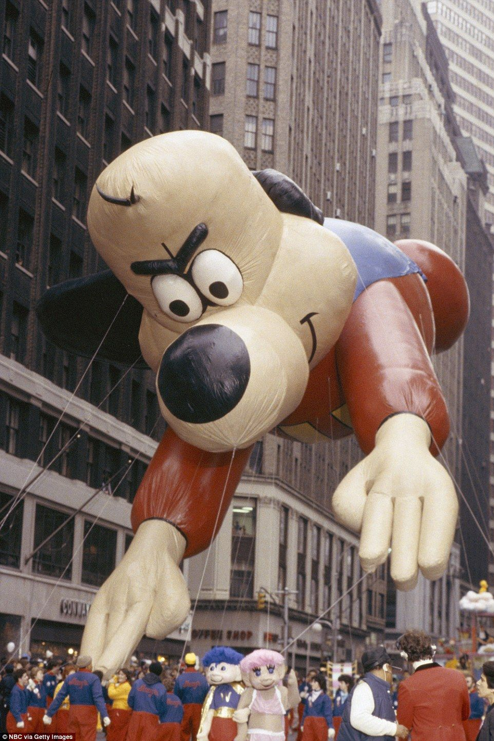 From The 1930s To Today A History Of Macy S Thanksgiving Parade Macys Thanksgiving Parade Macy S Thanksgiving Day Parade Thanksgiving Parade