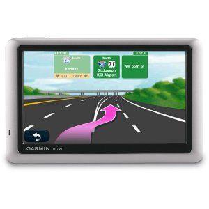 #1: Garmin nvi 1450LMT 5-Inch Portable GPS Navigator with Lifetime Map  Traffic Updates