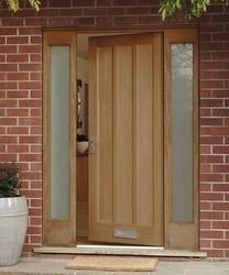 External Worcester Oak door & External Worcester Oak | External Hardwood Doors | Doors u0026 Joinery ...