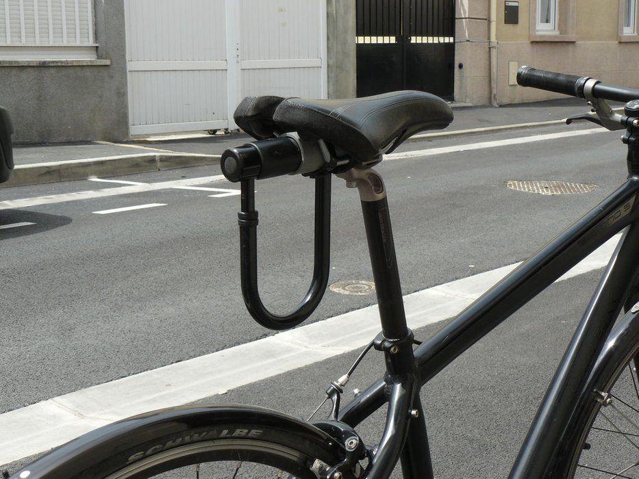 A Stronger Mini U Bike Holder Radfahren Fahrrad Werkstatt Und