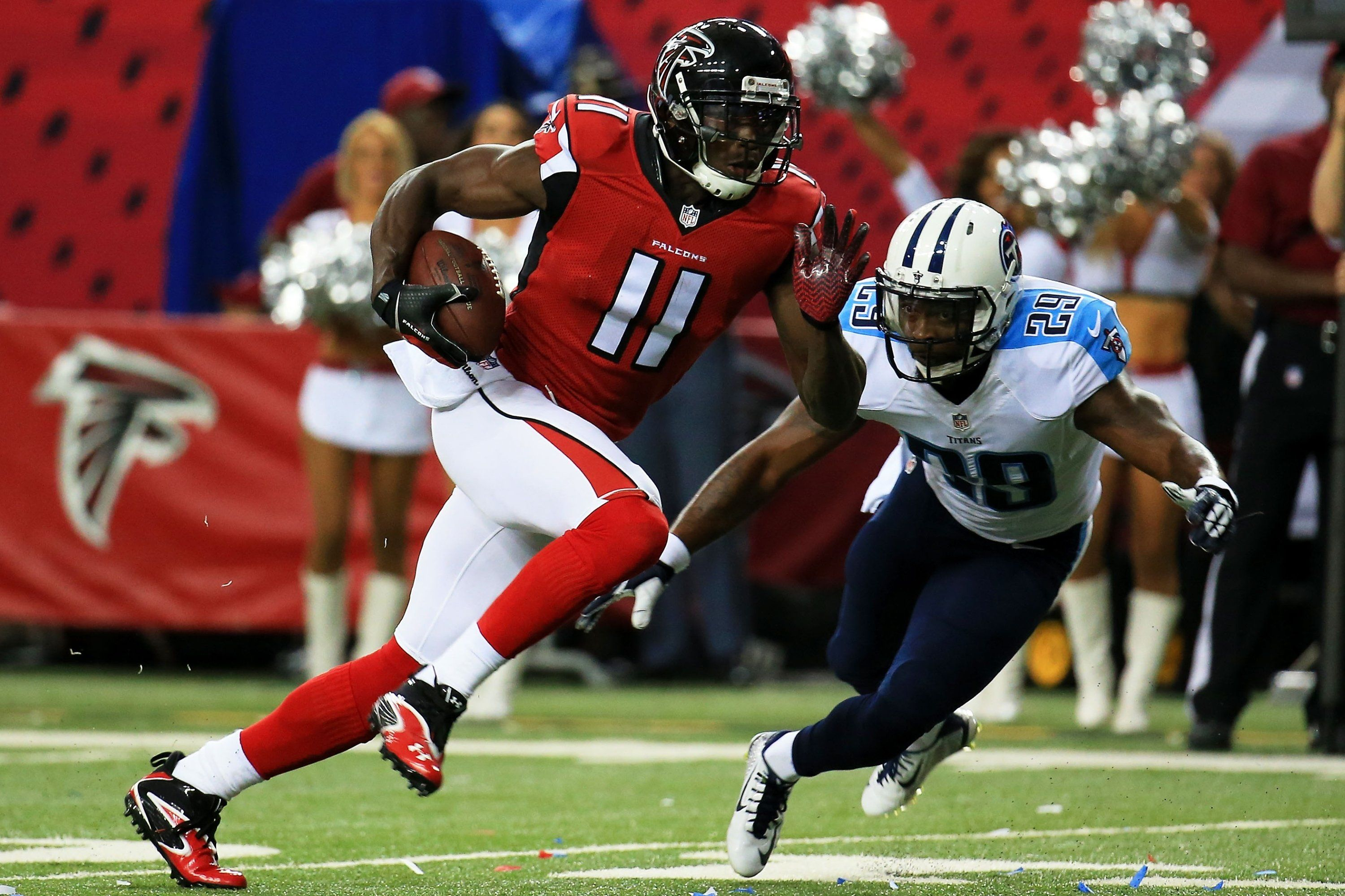 Mostly Nfl Notes Talking Julio Jones C J Anderson And A Look Around The League Julio Jones Nfl Odds Atlanta