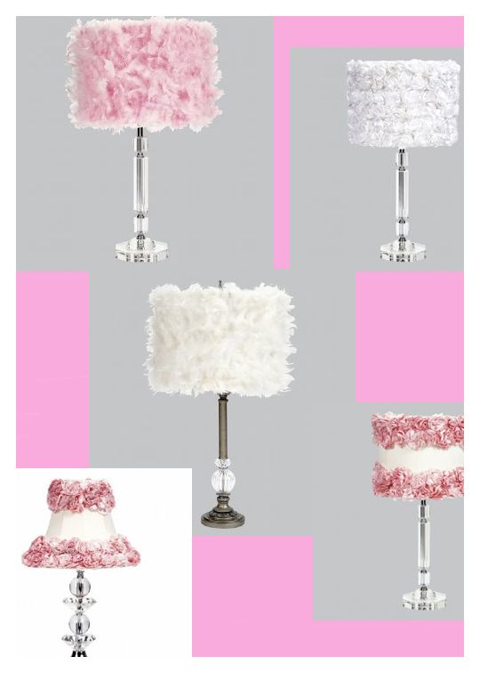 Fabulous Table Lamps For A Girls Bedroom Sweet And Sour Kids Blog Decoration Creations