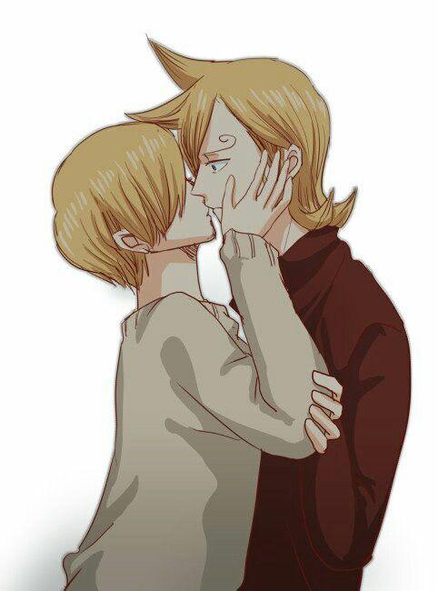 Sanji x Ichiji