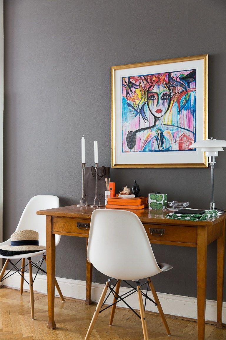 Desk in my home at Carl Hillsgatan 1, Ribersborg / Slottsstaden, Malmö - Fastighetsförmedlingen för dig som ska byta bostad