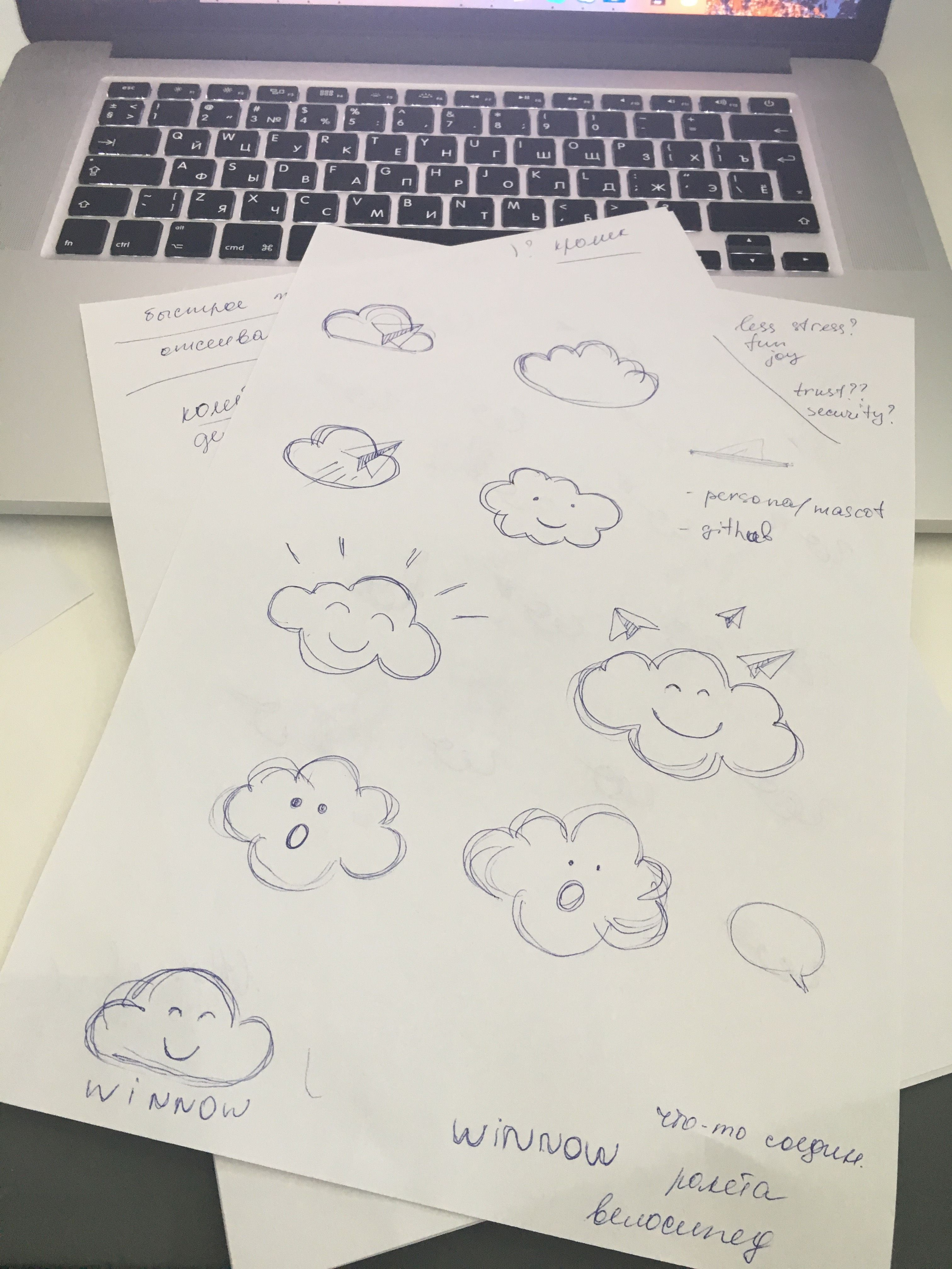 Pin By Elizabeth Hryshenchuk On Crazy Cloud
