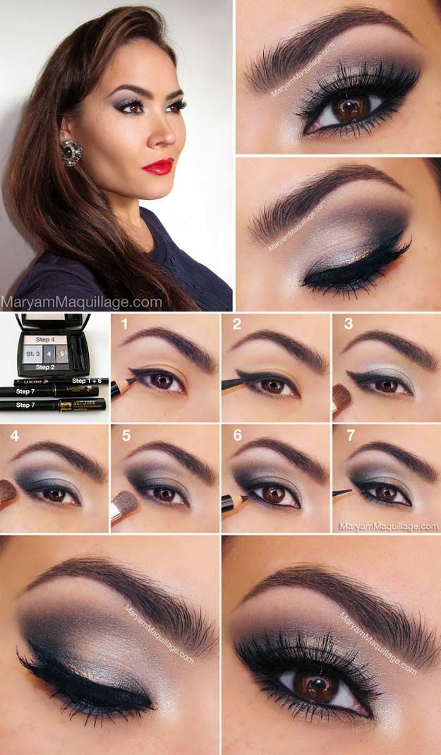 30 Wedding Makeup for Brown Eyes (With images) Makeup
