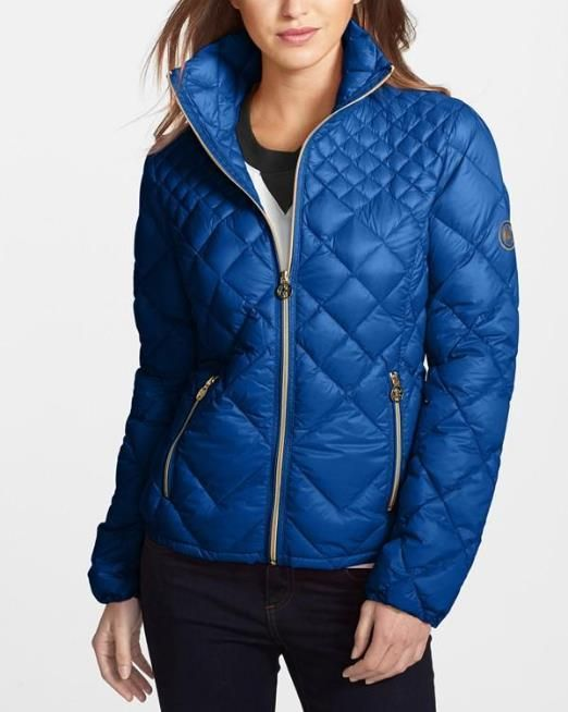 Cyber Monday Deal: MICHAEL Michael Kors Quilted Down Jacket ...