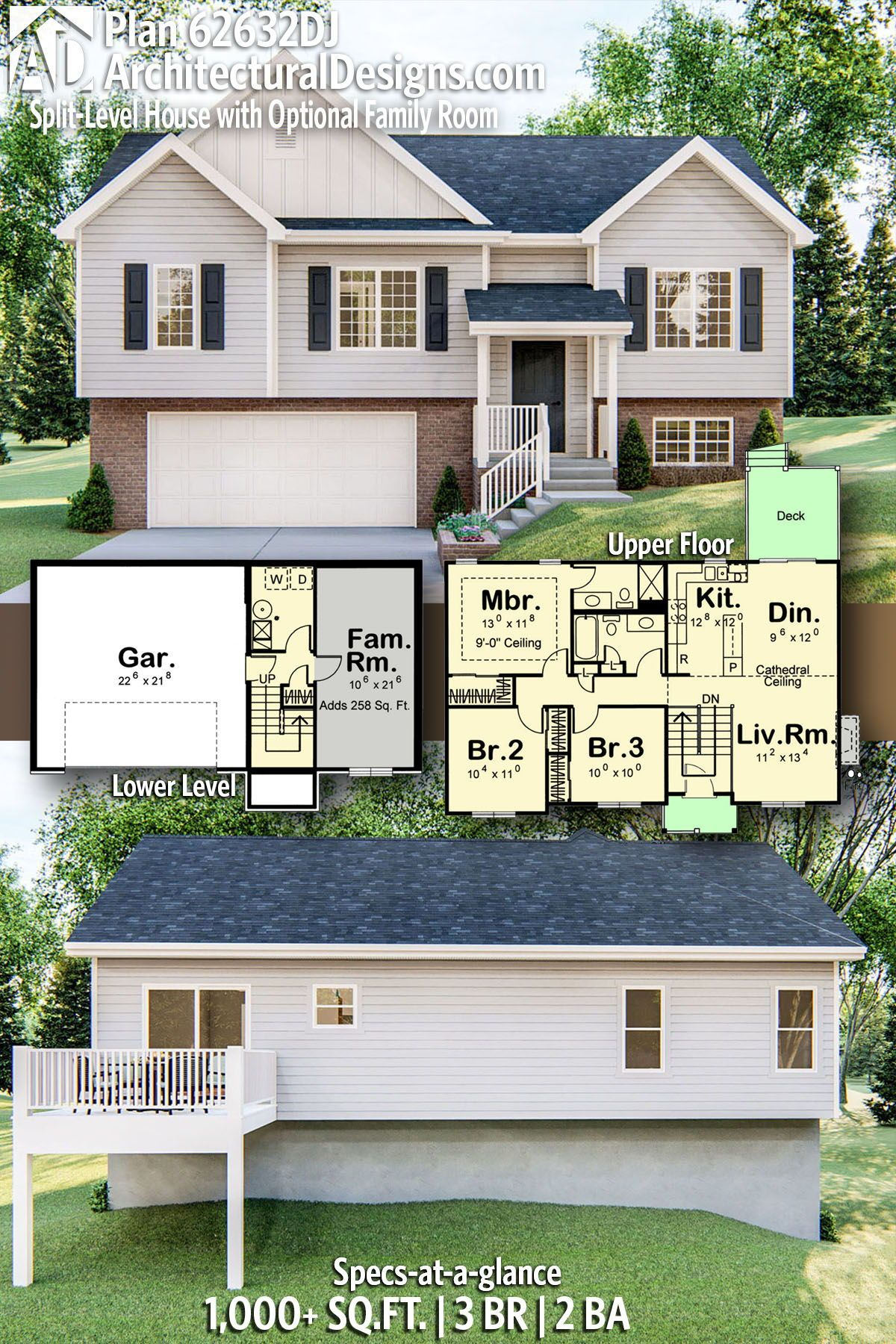Plan 85184ms Modern House Plan For A Sloping Lot Garage House Plans House Plans With Pictures Modern House Plan