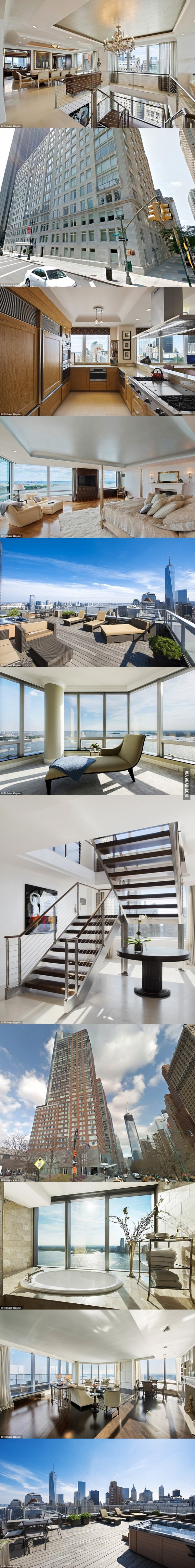 Most expensive apartment in New York | Charming house ...