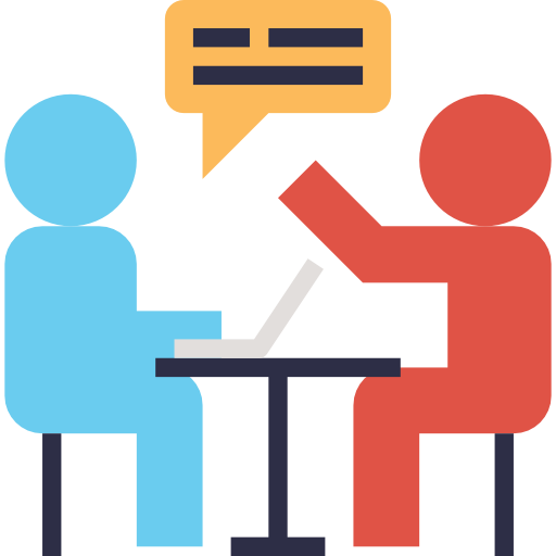 Meeting Free Vector Icons Designed By Becris Free Icons Vector Free Vector Icon Design