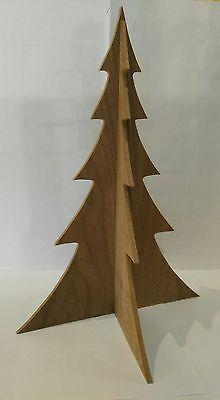 Albero di natale legno shabby