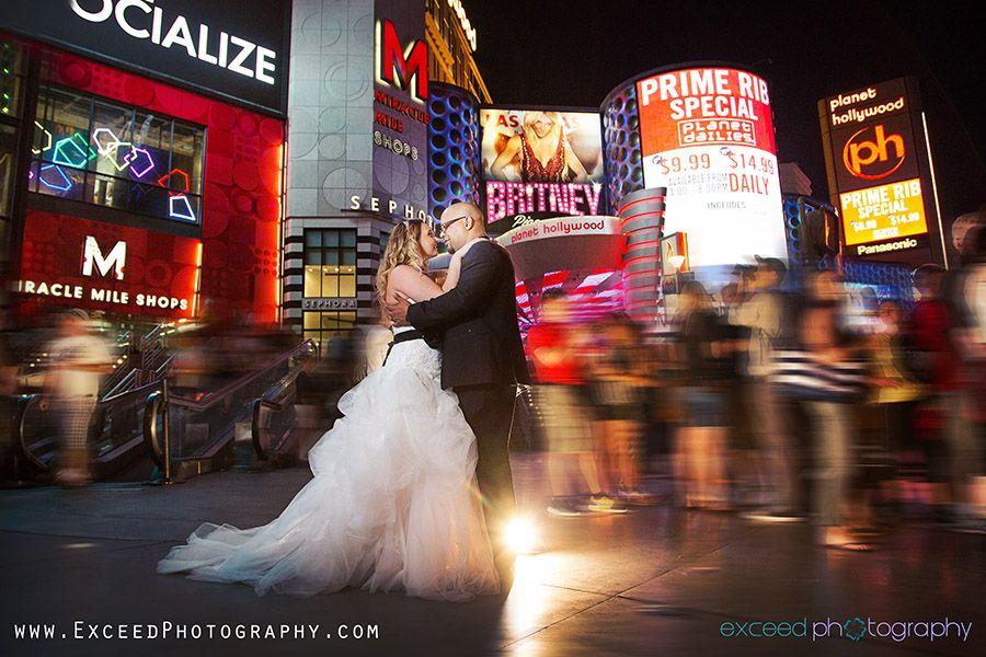 Las Vegas Wedding Photo Tour - Kim & Marlon - Las Vegas Event and Wedding Photographer