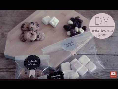 DIY - Hjemmelavet værtindegave - Søstrene Grene