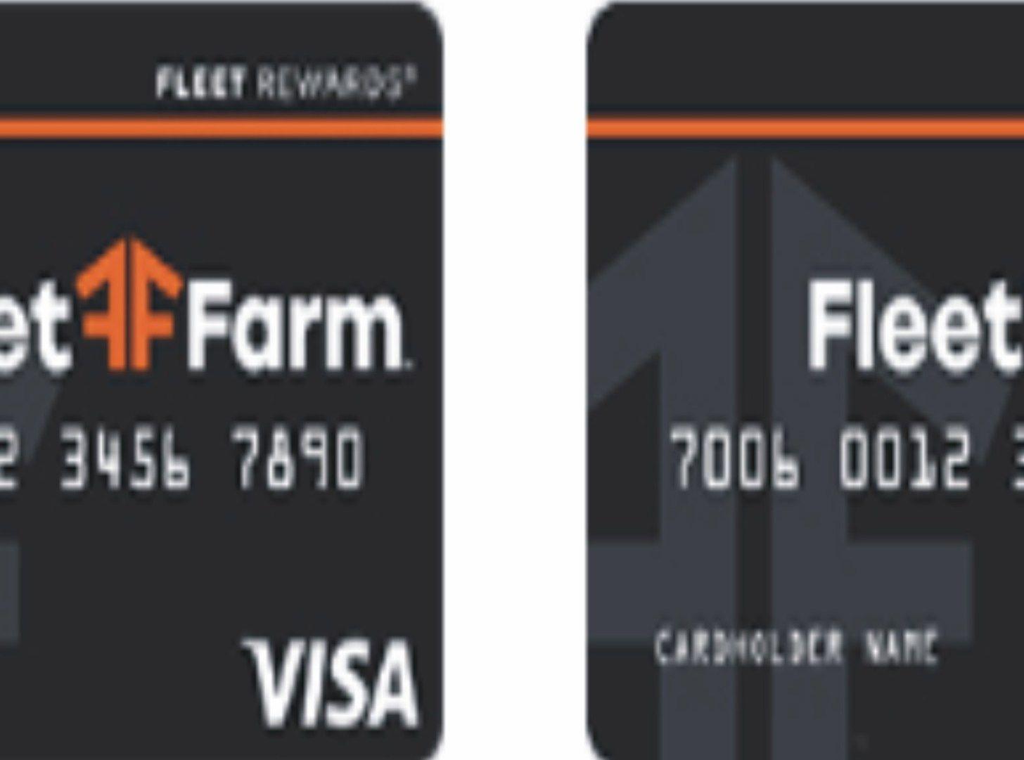 Fleet farm credit card fleet farm reward card credit