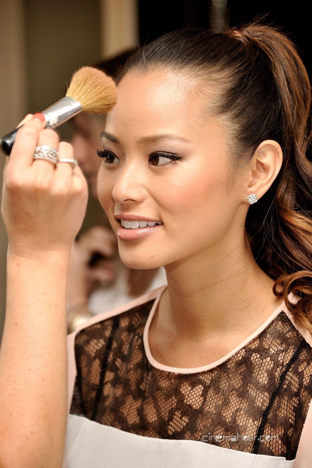 Jamie Chung Scene jamie chung   girls   scene makeup, hair images, jamie chung