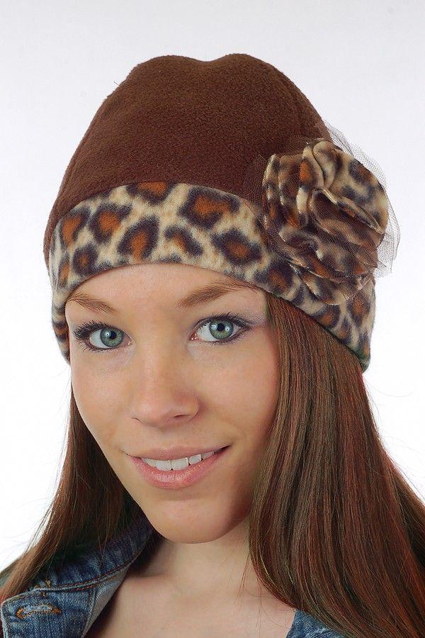 Fleece Hat Pattern - EASY - men, women, kids, baby - PDF hat sewing ...