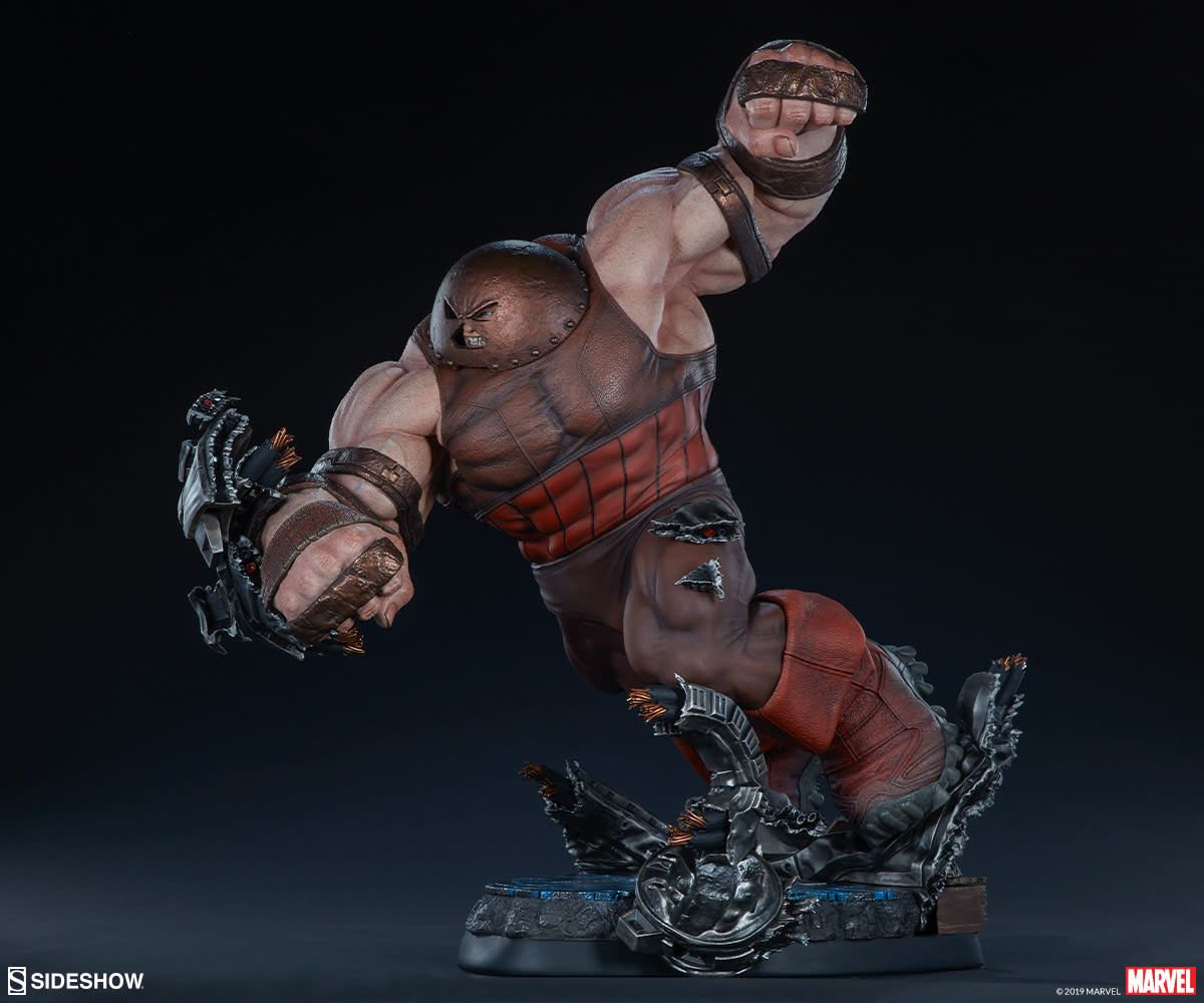Pre Order Marvel X Men Juggernaut 27 Inch Maquette X Men Marvel Marvel Collectibles