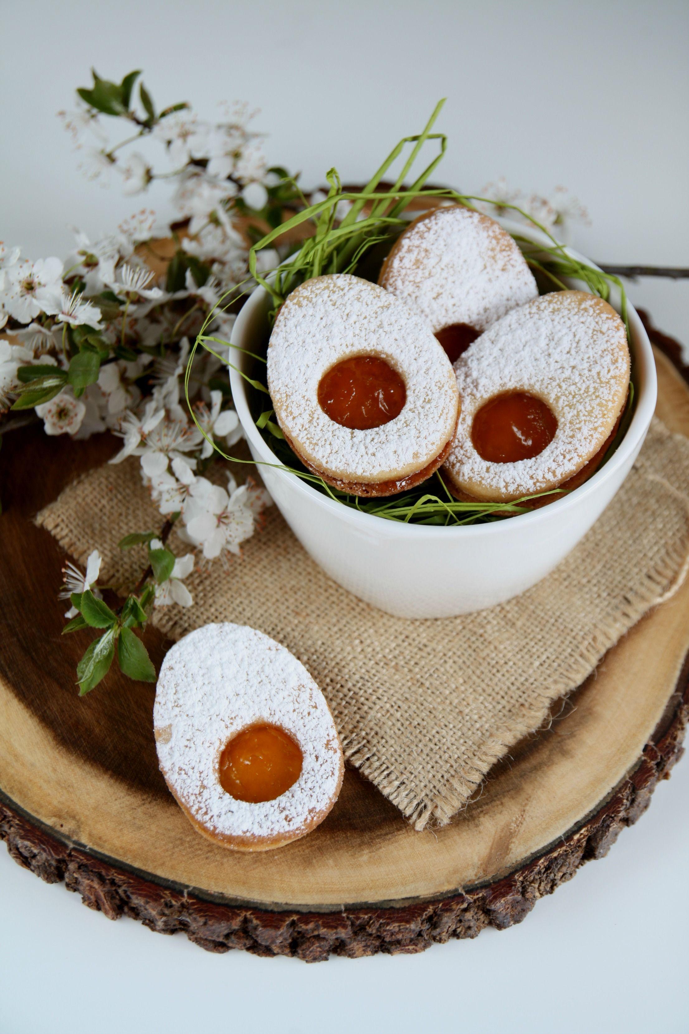 Biscotti di frolla a forma di uova Biscotti, Ricette