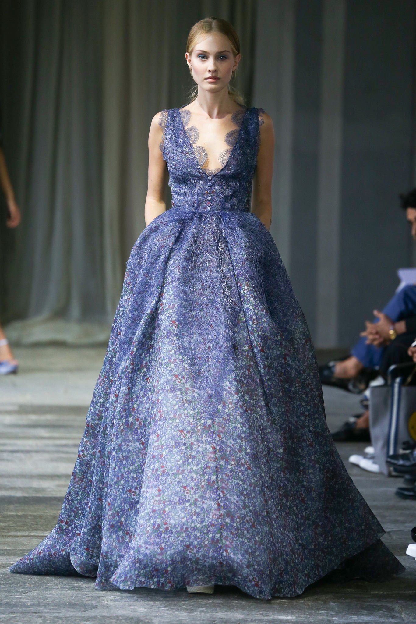 Luisa Beccaria Spring 2015 Ready-to-Wear Fashion Show