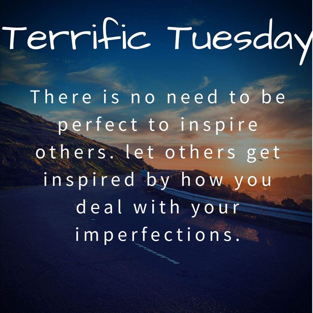 Terrific Tuesday There is