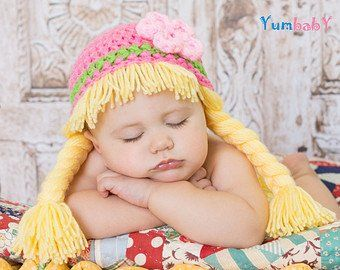 e239d483fe0 Baby Hats Rasta Beanie Baby Wig Photo Props Toddler Costume ...