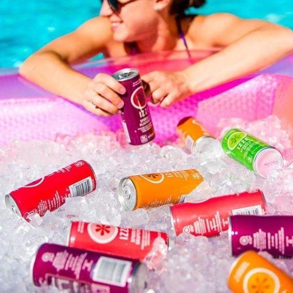 IZZE Sparkling Juice, Variety Pack (8.4 fl. oz. can, 24 ct