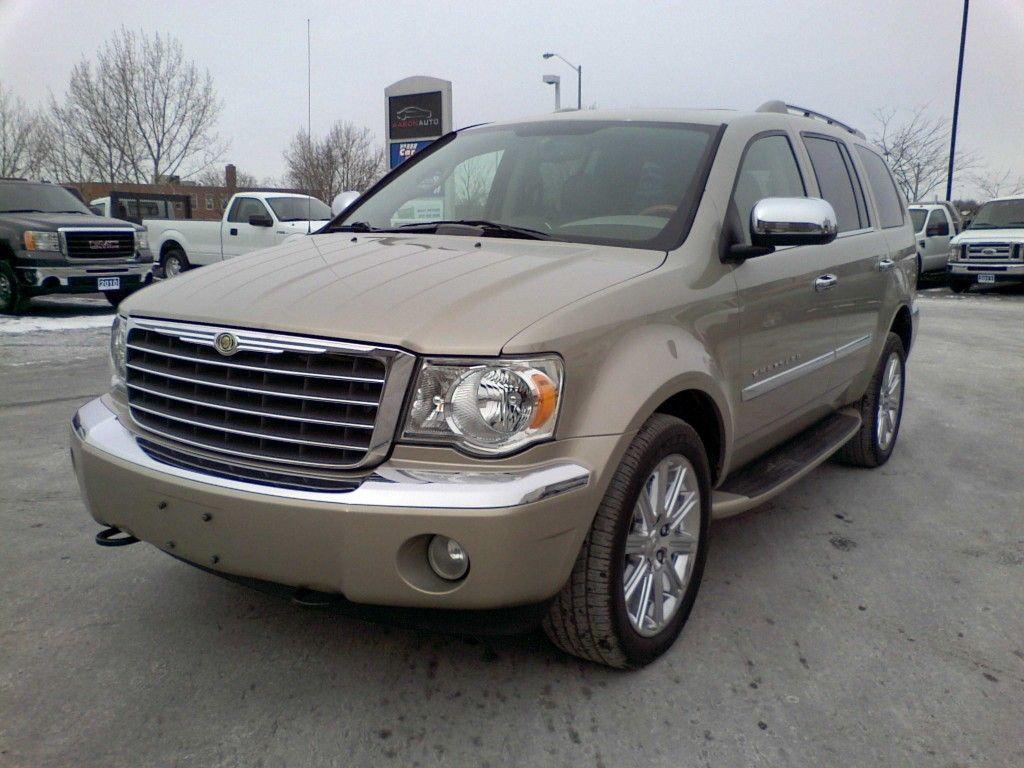 2008 Chrysler Aspen LIMITED PREMIUM AWD SUV Cars for