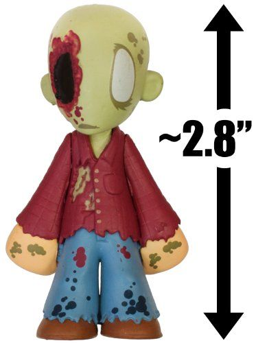 Bloody Eye Walker Zombie 28 Walking Dead x Funko Mystery Minis Vinyl MiniFigure Series 2 ** You can find more details by visiting the image link.